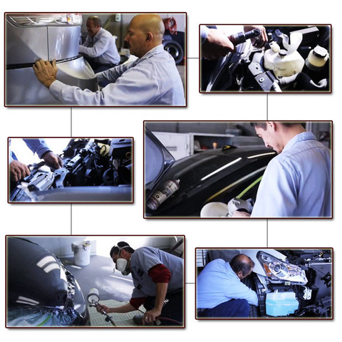 DM Auto Body Services
